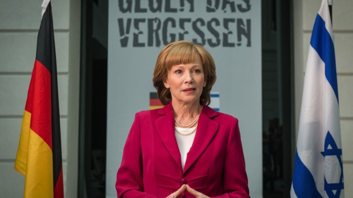 """Iris Berben in """"Die Eisläuferin"""", Arte"""
