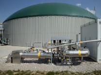 Mammendorf: Biogas-Anlage Egg