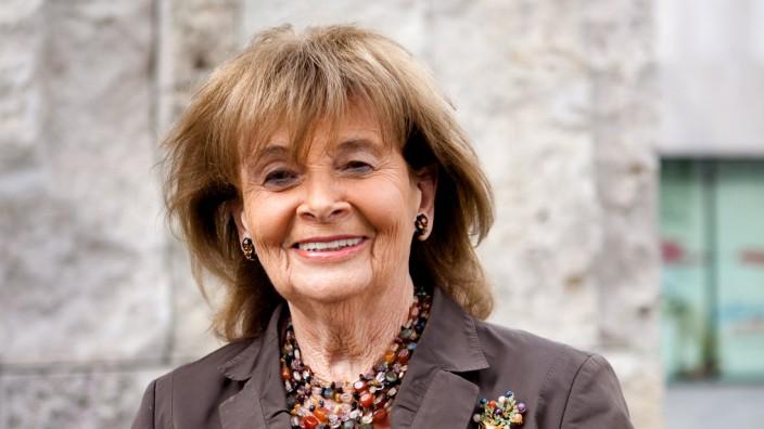 Charlotte Knobloch, Präsidentin der Israelitischen Kultusgemeinde München und Oberbayern