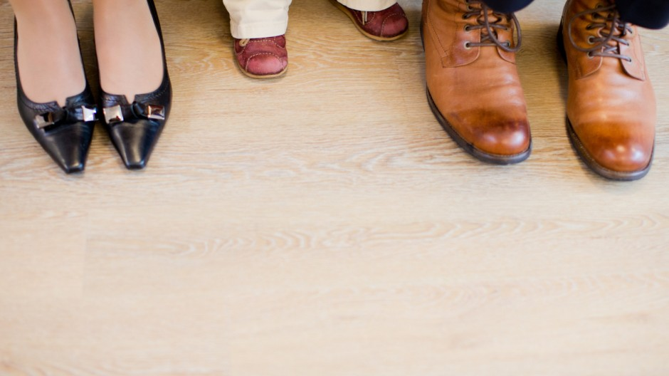 Mann - Frau - Kind: Die klassische Familie wird seltener