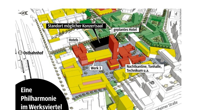 Grafik Konzertsaal-Standort ostbahnhof