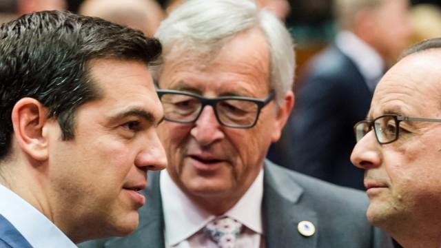 Griechenland am Abgrund Griechenland-Schuldenkrise