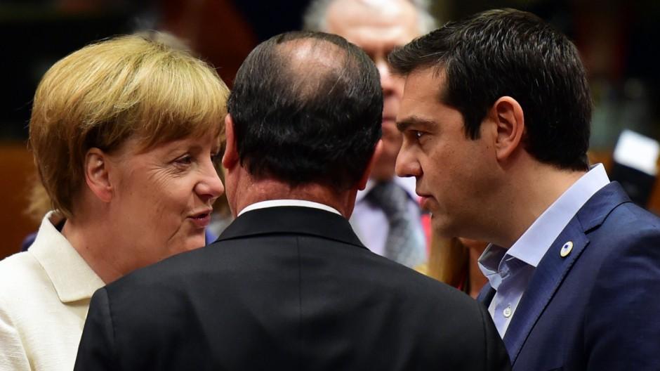 Griechenland am Abgrund Einigung mit Griechenland