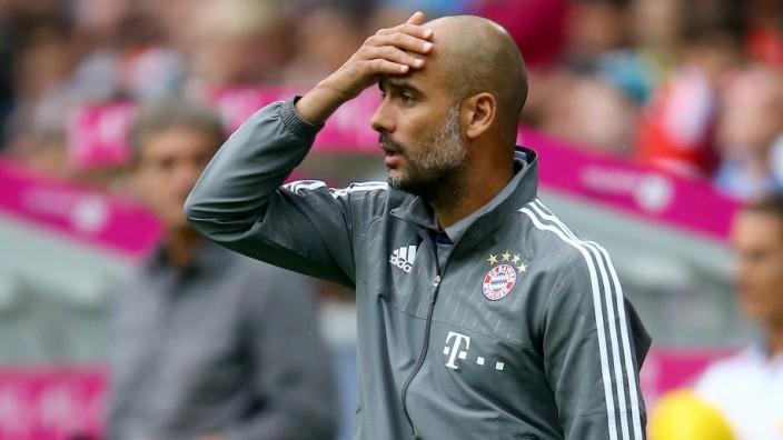 FC Bayern Muenchen v FC Augsburg - Telekom Cup 2015 Semi Final