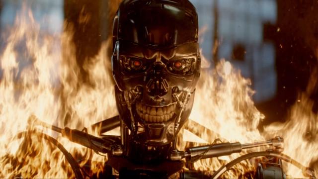 Terminator: Genisys; Series T-800 Robot