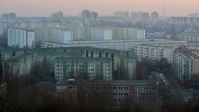 Mieten und Wohnen - Wohnkomplex in Berlin-Marzahn