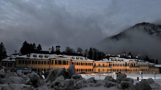 Auftakt CSU-Winterklausur