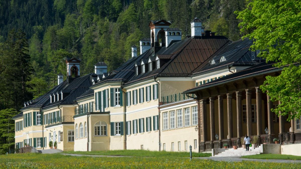 Bayern: Wildbad Kreuth wird Wellnesshotel
