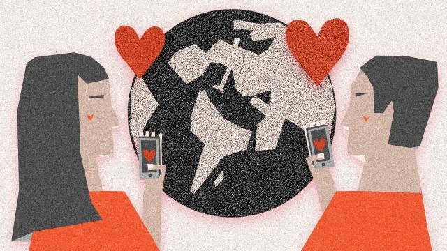 Liebe Fernbeziehung