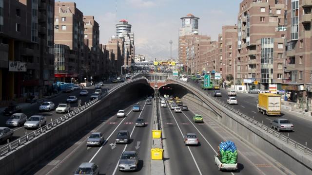 Iran - Teheran