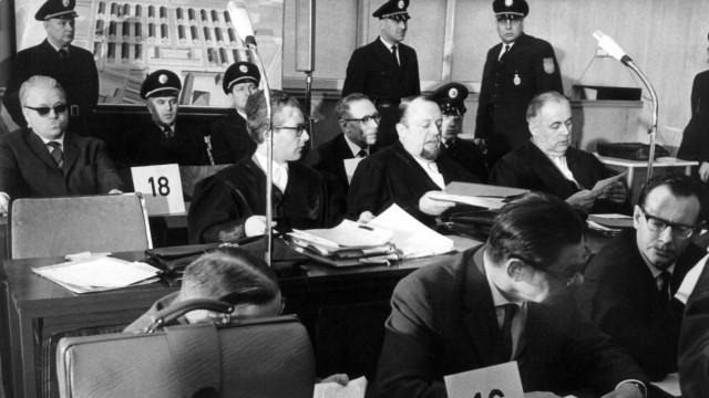 Die spektakulärsten NS-Prozesse - Auschwitz-Prozess