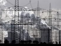 RWE Kohlekraftwerk Niederaussem