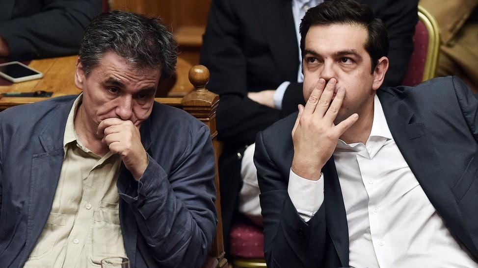 Syrizas politische Schizophrenie