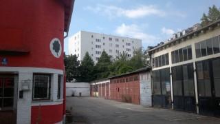 KFZ-Werkstatt  Auerfeldstraße 4 Videofestival