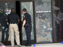 Angriff auf Militärstützpunkt in Chattanooga