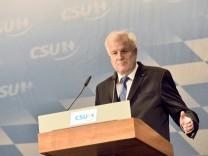 Bezirksparteitag der CSU