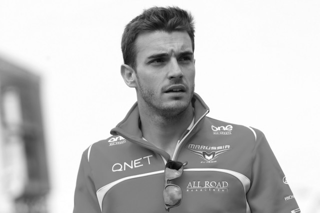 FILE: F1 Driver Jules Bianchi Dies From Crash Injuries