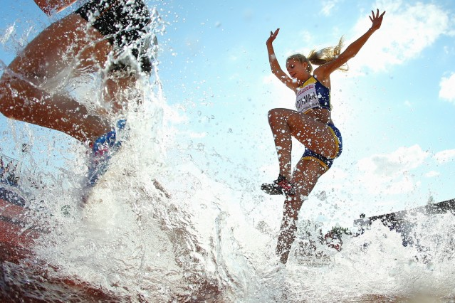 European Athletics Junior Championships - Day Three