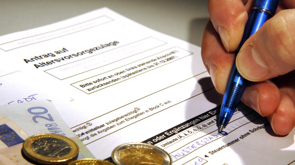 Riester & Co: Bei staatlich geförderten Verträgen richtig auswählen