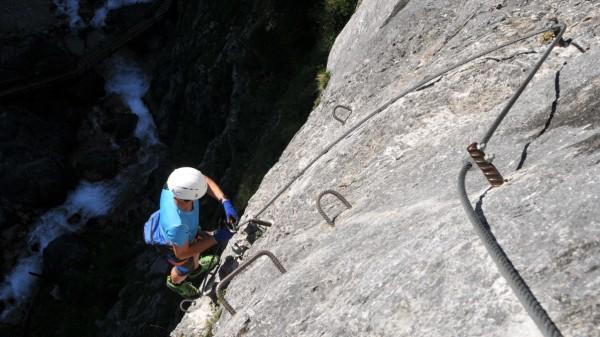 Klettersteig Unfall : Bergfex salewa klettersteig tour bayern