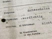 """ARD-Doku zu Euthanasie; """"Ich wäre so gerne heimgekommen"""""""