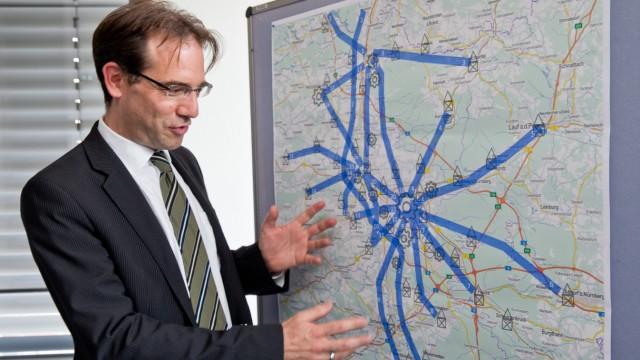 Radschnellwege im Großraum Nürnberg