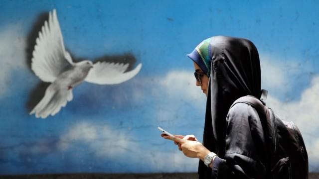 Everyday life in Iran