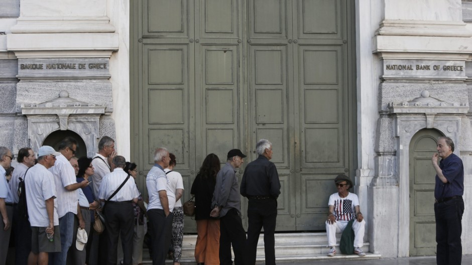 Greek banks reopened
