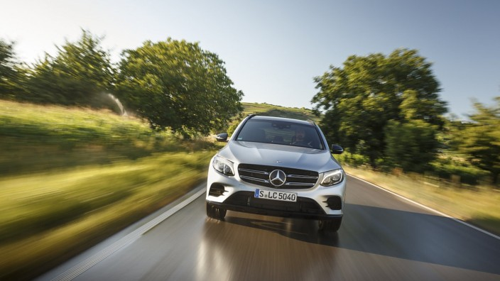 Mercedes GLC im Fahrbericht