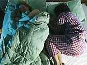 Schlafpositionen und ihre Bedeutungen