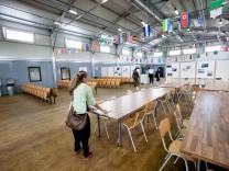 Neues Ankunftszentrum der Aufnahmeeinrichtung für Asylbewerber München - Einladung zum Tag der offenen Tür, Maria-Probst-Str.