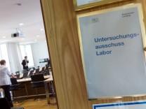 Untersuchungsausschuss Labor - Petra Sandles