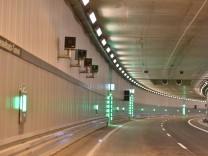 Neuer Tunnel am Luise-Kiesselbach-Platz in München, 2015