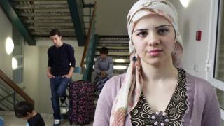 ARD-Doku Willkommen auf Deutsch Larisa mit Familie