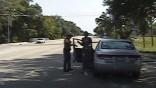 USA: Die Schwarze Sandra Bland wird angehalten
