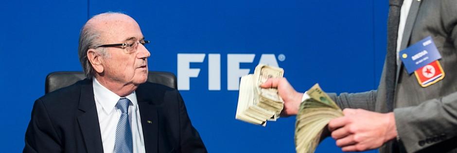 Fifa Fehlendes Vertrauen in Institutionen