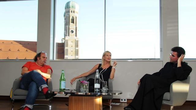 Kultur München Salongespräch