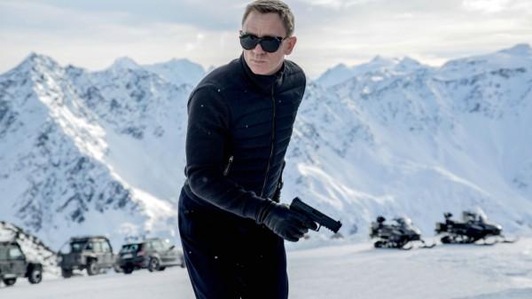 """Neuer Bond-Film """"Spectre"""" mit Daniel Craig"""