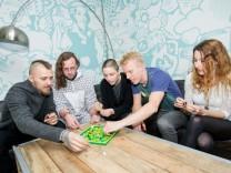 Daddeln für die Karriere - Jobs in der Spielebranche