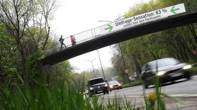 Luise-Kiesselbach-Tunnel Mittlerer Ring
