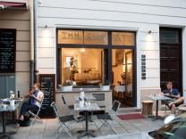Bar Kolumne 'Immer Satt'