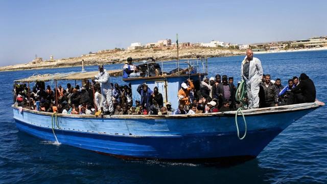 Flüchtlinge Asylpolitik