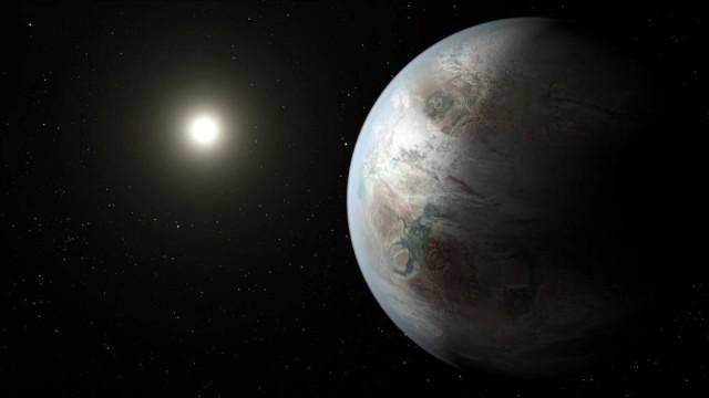 Nasa-Wissenschaftler entdecken erdähnlichen Planeten