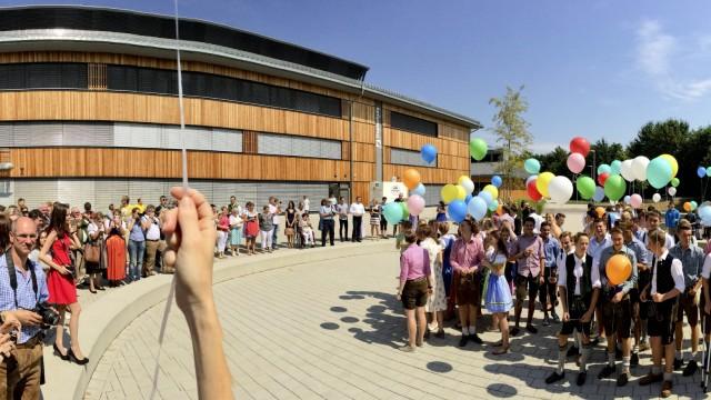 Stadt Ebersberg Abschlussfeiern an den Realschulen