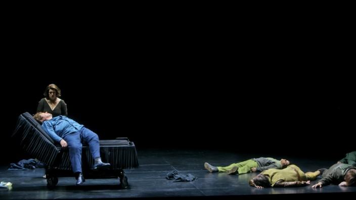 Tristan und Isolde Bayreuther Festspiele