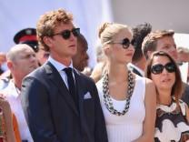 Prince Albert Of Monaco Celebrates 10 Years On The Throne : Day 1