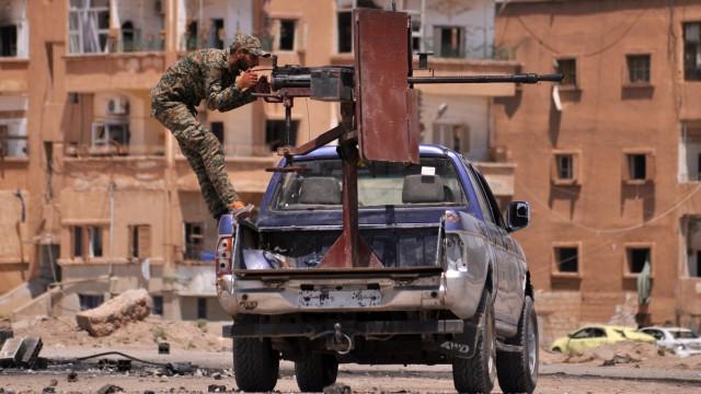 Kampf gegen den IS Kampf gegen den IS