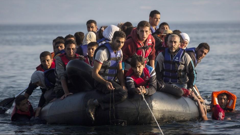 Flüchtlinge Flüchtlinge in Europa