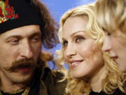 ddp Madonna Film Berlinale filth and wisdom
