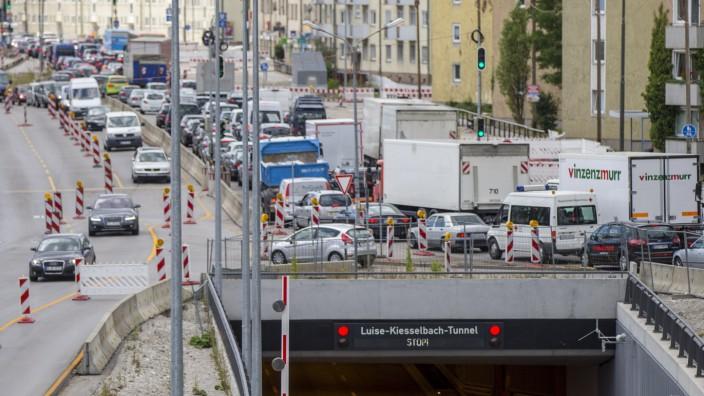 Luise-Kiesselbach-Tunnel München